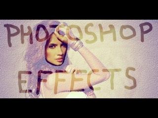 Dust Effect in Photoshop\\pkj