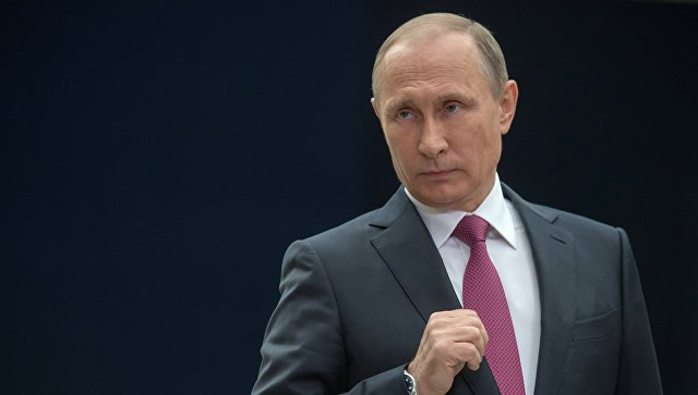 Песков обозначил позицию Путина относительно США