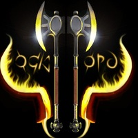 Логотип ОСКОРД Heavy metal Kaluga