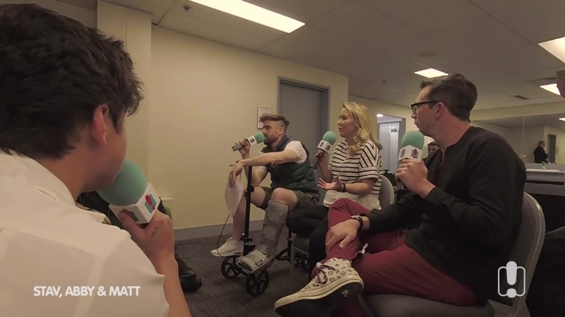 5 Seconds of Summer Chat Cooking, Hangovers and Love For Family