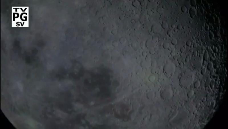Луна обратная сторона