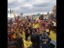 Безумство колумбийцев