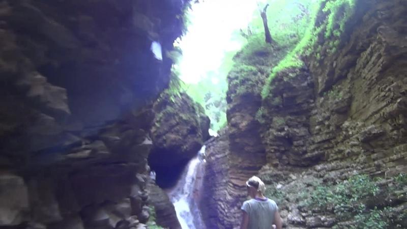 Прогулка на Руфабго