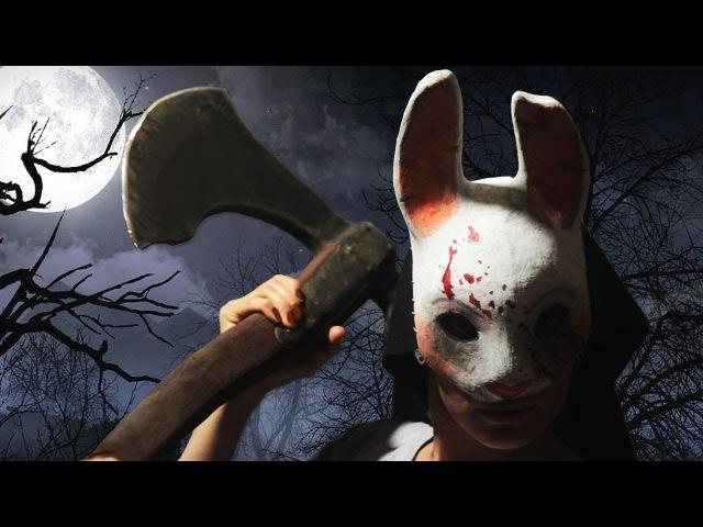 Как сделать маску Анны из dbd How to make Anna's mask from Dead By Daylight