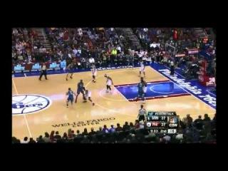 NBA CIRCLE - Minnesota Timberwolves Vs Philadelphia 76ers Highlights 6 Jan. 2014 www.nbacircle.com