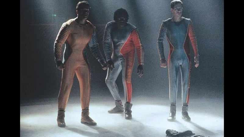 The Running Man - Movie Trailer