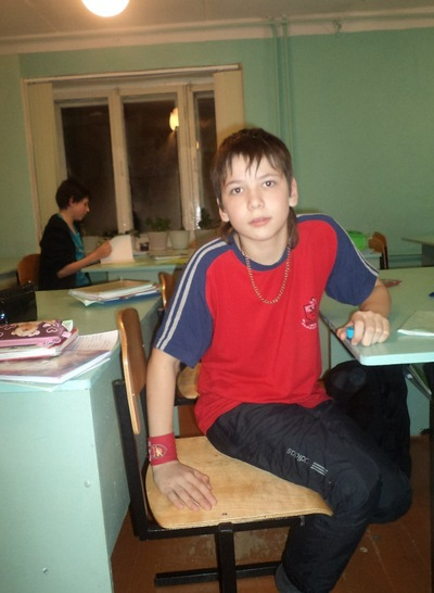 Никита Сергеев, 19 декабря , Тамбов, id192939057