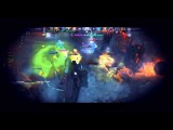 Alliance vs. Fnatic 28.11.2013 DreamHack WB Small Final BO3 [Match Best Moments]