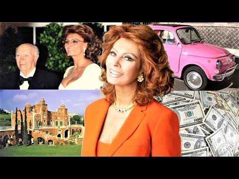 🌟 Sophia Loren 🌟 Biography ● Net worth ● House ● Family ● Cars ● Top 10 Best Movies ●