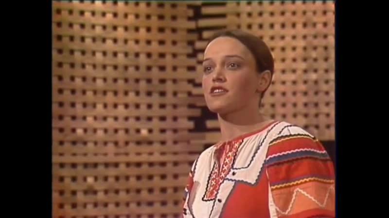 Надежда Кадышева - Канарейка (1981год)