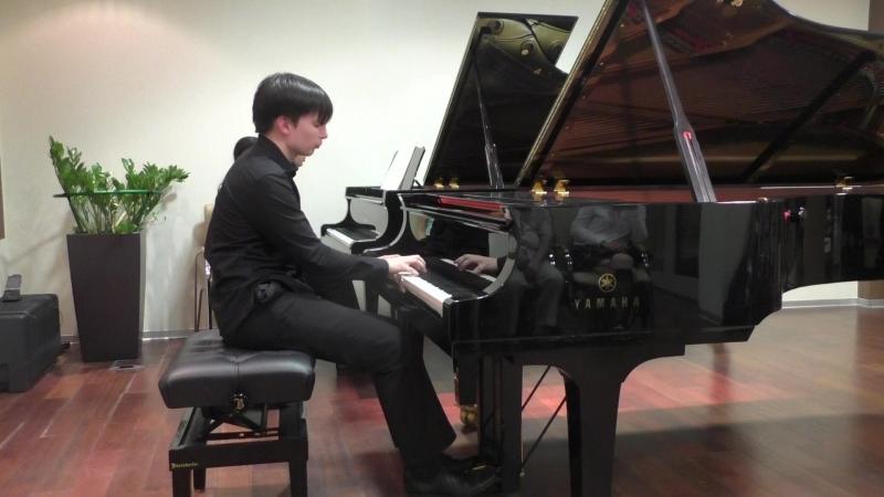 Брамс Концерт №1 для фортепиано с оркестром ре минор, op.15, исп. Александр Ключко Сергей Арцибашев