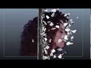 Промежуточный вариант клипа Todos me miran. Первая версия