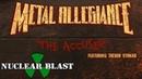 Metal Allegiance The Accuser ft Trevor Strnad