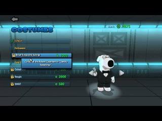Давайте играть в Family Guy:the back to the Multiverse часть 1