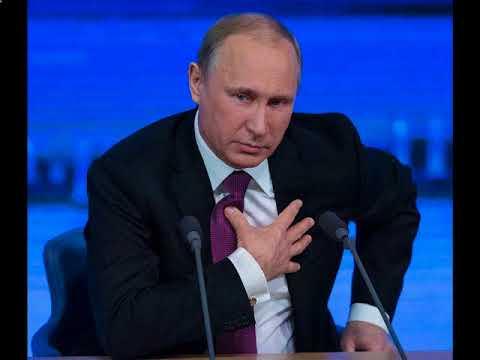 Путин - это ОБМАНКА для народа с целью выкачивания ресурсов из России в долгосрочной перспективе
