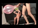 10 minuts blow and pump to pop balloons!