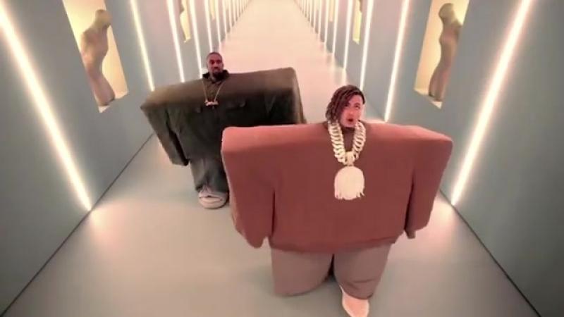 Kanye West Lil Pump ft. Adele Givens - I Love It