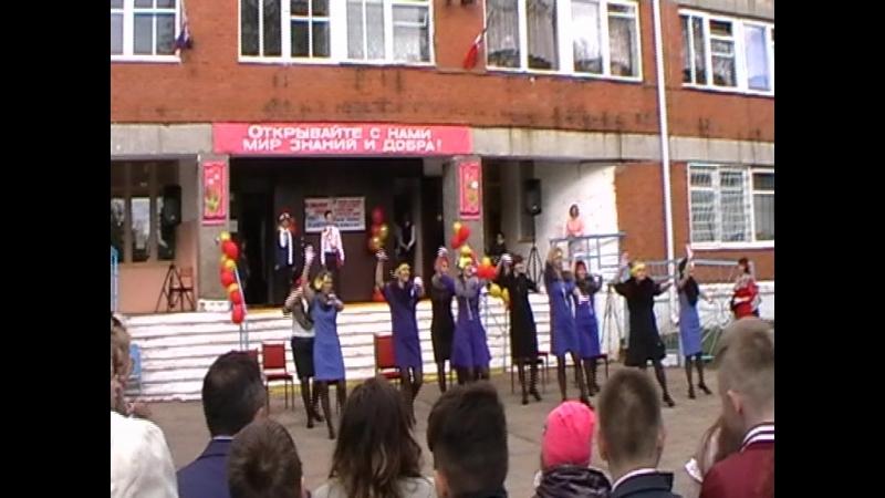 Танец учителей 12 стульев 25 05 18
