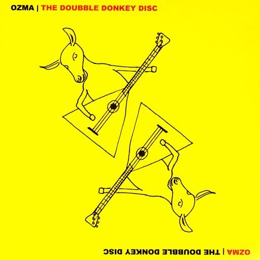 Ozma альбом The Doubble Donkey Disc