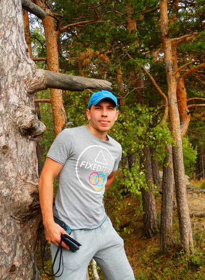 Константин Потапенко, 31 августа , Красноярск, id115203202