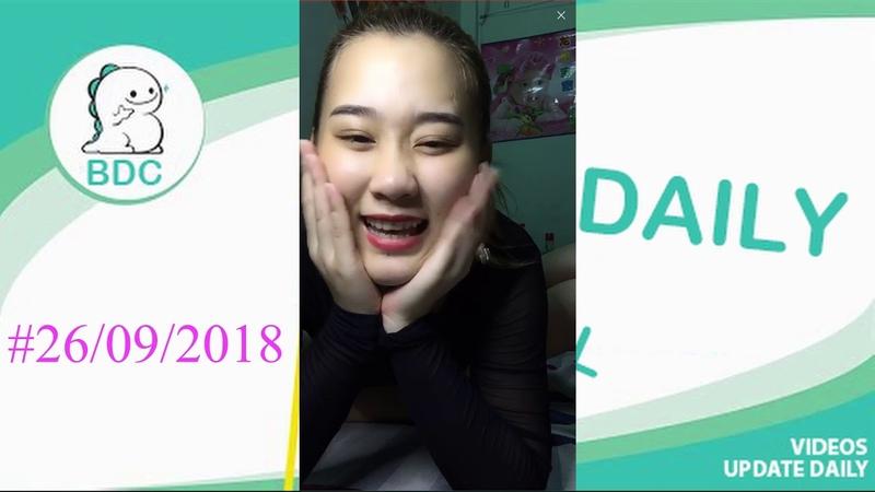 [Bigo Daily] 03 - Tổng hợp các girl xinh lộ hàng bigo khủng (26/09/2018)