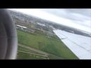 Blue1 Boeing 717 takeoff Amsterdam airport | Good Engine Sound