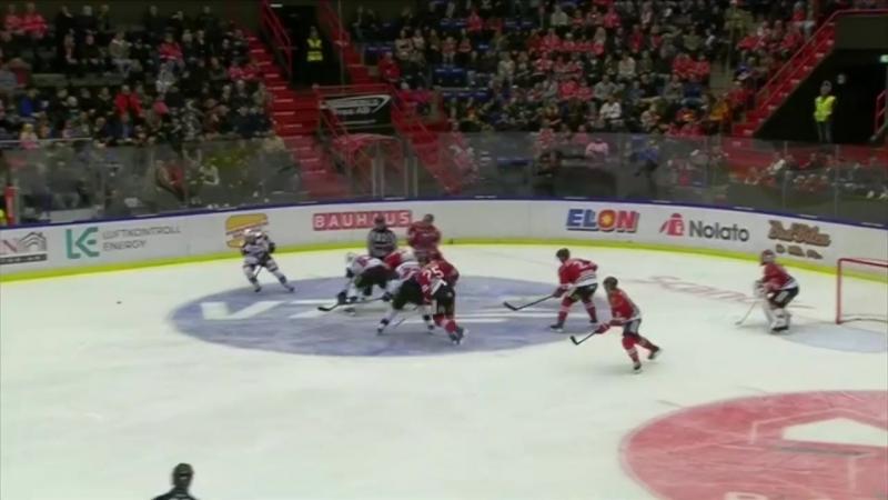 Örebro vs Malmö Redhawks Omgång 8 (1819) HIGHLIGHTS