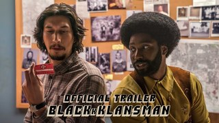 BLACKkKLANSMAN - Official Trailer