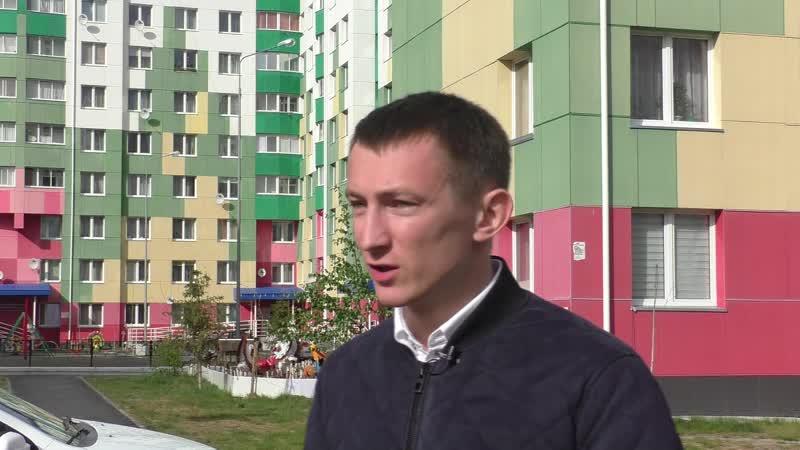 Инициатор Алексей Климов о результатах масштабного проекта восьмому микрорайону-свою парковку!