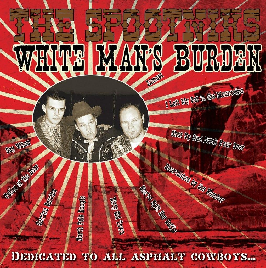 26.10 The Spootniks - White Man's Burden.