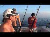 Рыбалка на Симиланах Таиланд или как мы упустили Марлина