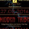HIDDEN TRIBE / IZTUMANA - Концерт в ZOCCOLO 2.0