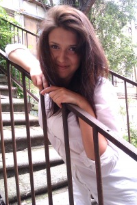 Анюта Гончар, 11 апреля 1990, Одесса, id178680312