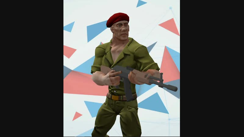 играю игру Power Strike 3D шутер Вконтакте