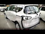 Why is 2017 Toyota Sienta the best minivan on the market Toyota Sienna 2017, 2018 model
