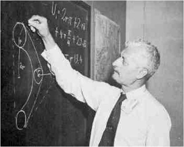 Герман Оберт - автор проекта гигантского зеркала