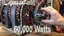NEW 60 kW Zero Cogging Generator