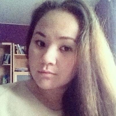 Ксения Хохлова, 6 октября 1993, Новосибирск, id17578029