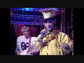 Culture Club (Boy George) - Karma Chameleon (TOTP 1983)