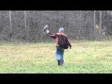 Соколиная охота в питомнике