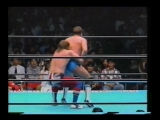 1992.10.21 - Johnny AceJohnny Smith vs. Nigel TowersPete Roberts FINISH