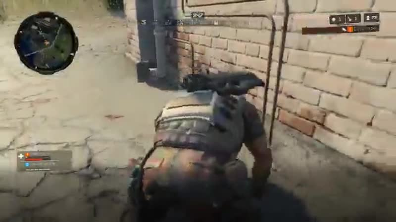 Saved dad. Black Ops 4
