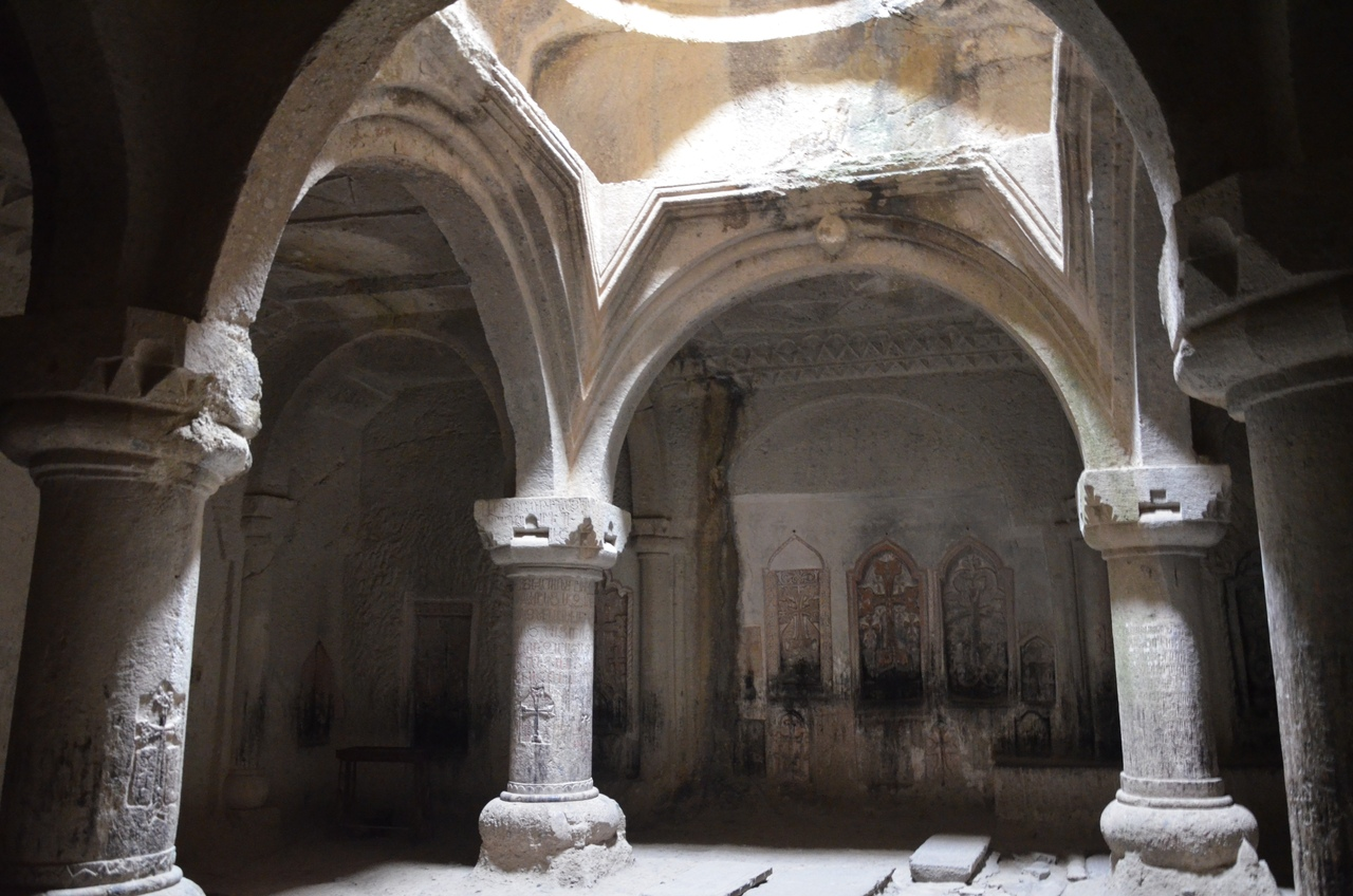 CLiEdJRrCSM Монастырь Гегард в Армении.