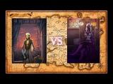 Альдмерский Доминион vs Дроу   Tes vs Forgotten Realms
