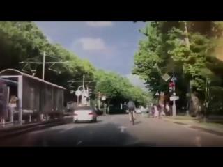 Велосипедист, спасибо, что ты не автомобилист. Не лихачьте на дорогах вообще ни на чём, даже на самокатах. ⠀ Взято у dtpkrd