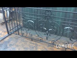 Кованый балкон от  Ярославль