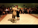 Maria Filali Gianpiero Galdi - Tango - El Bazar de los juguetes - Fienile di Viareggio 25/03/2017