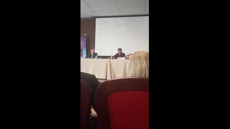 Пресс-конференция Сергея Ковалева 👊🇷🇺 10.06.19 Челяба Гранд Отель Видгоф