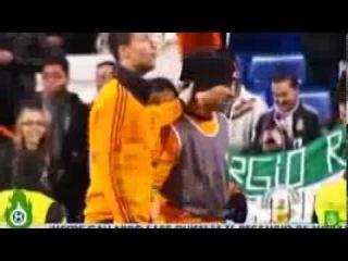 Así fue el partido de Jesé frente a Osasuna