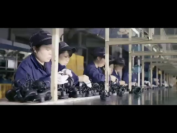 Sunglory Danica SS water bottle factory layout and production process